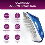 PHILIPS Easy Steam iron GC2145 | Steam irons in Dar Tanzania