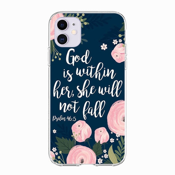 God Quotes Phone Cover | iPhone Covers in Dar Tanzania