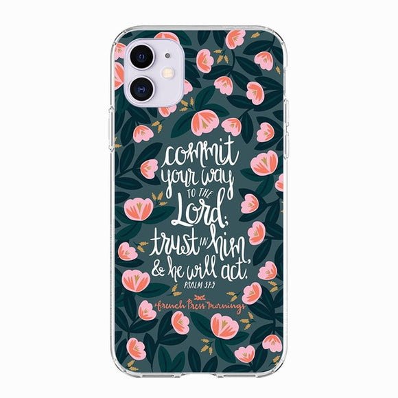 Bible Quotes Lord Phone Cover | iPhone Covers in Dar Tanzania