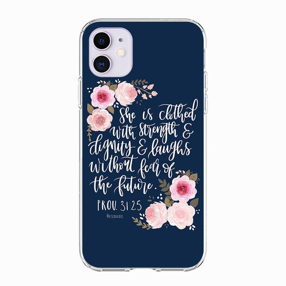 Bible Quotes Phone Cover | iPhone Covers in Dar Tanzania