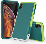 Hybrid Rubber Cover for iPhone Green | Phone Covers in Dar Tanzania