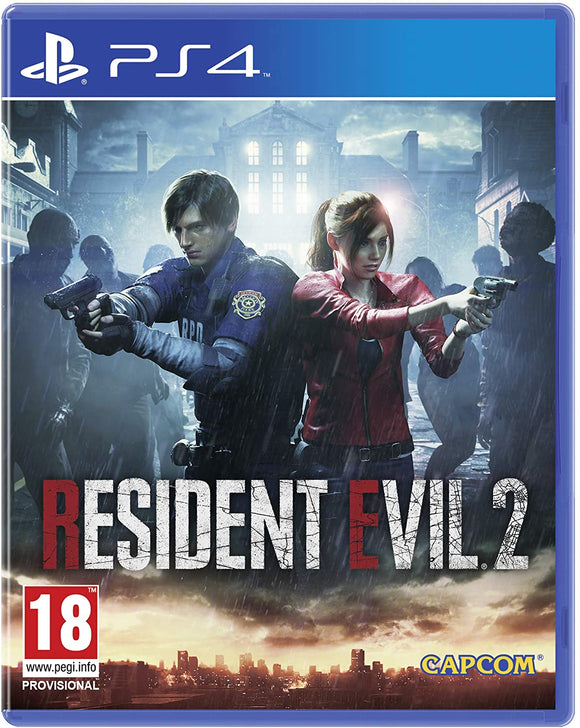 Resident Evil 2 Playstation4 | Ps4 Games in Dar Tanzania
