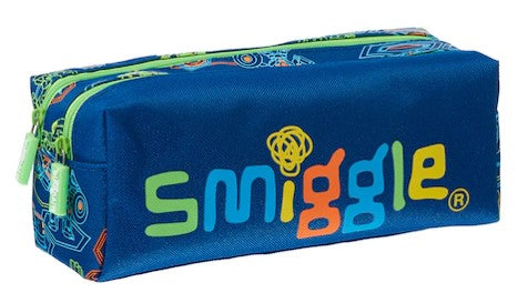 Twin Zip Blue Smiggle Pencil Case | Pencil cases in Dar Tanzania
