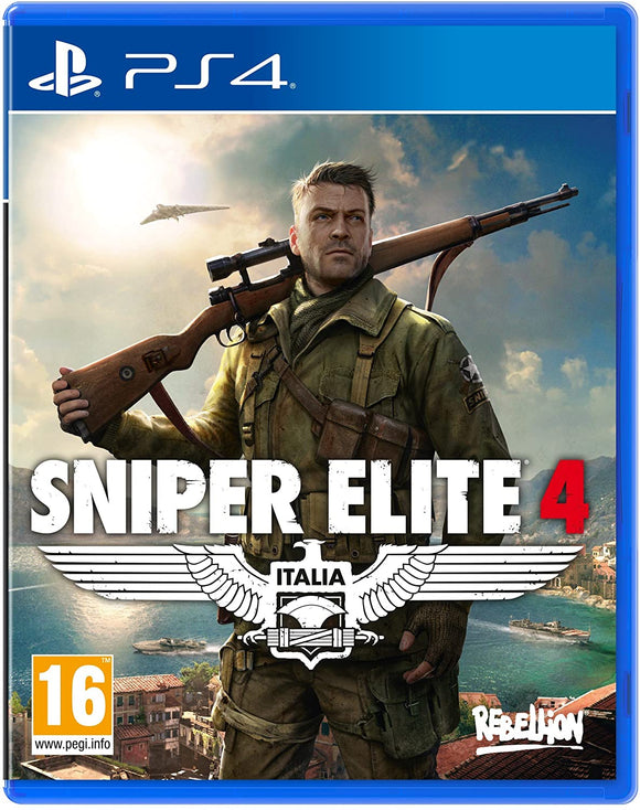 Sniper Elite 4 Ps4 | Ps4 Games in Dar Tanzania