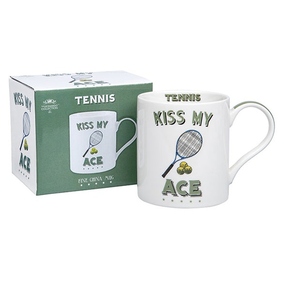 Cheeky Sport Tennis Mug SHUDEHILL - Shop Online in Tanzania | Empire Greeting Cards Ltd