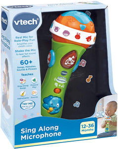 V-TECH Sing Along Kids Microphone | Vtech Toys in Dar Tanzania