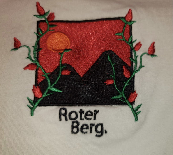 Roter Berg T-shirt - T-shirt - Dstrict - Dstrict