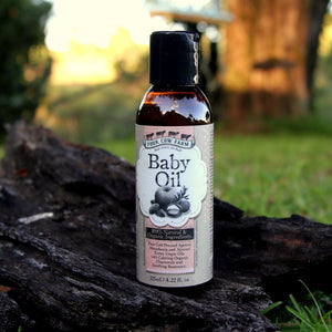 Baby Oil 125ml / 4.22 fl.oz (Expiry: Jul 2019)
