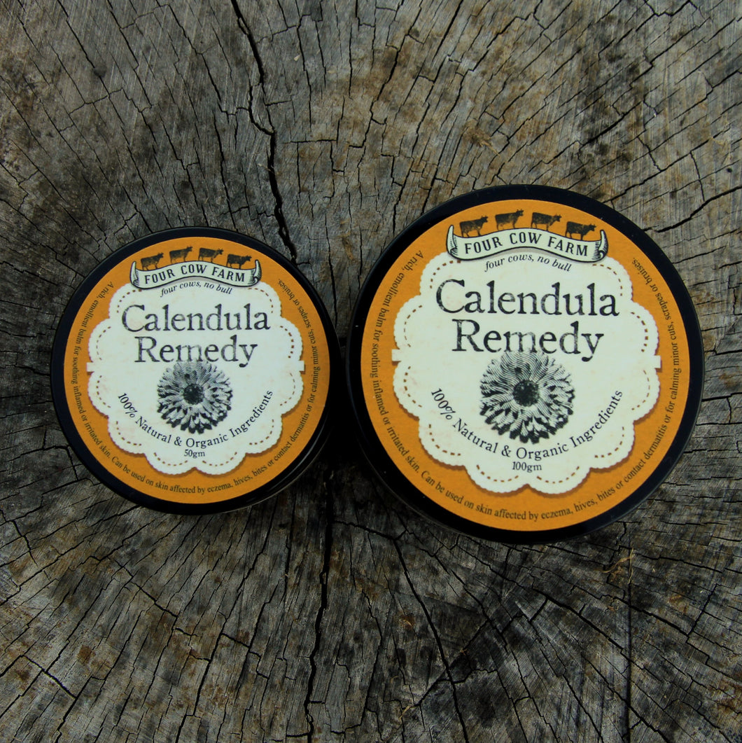 Calendula Remedy 50g
