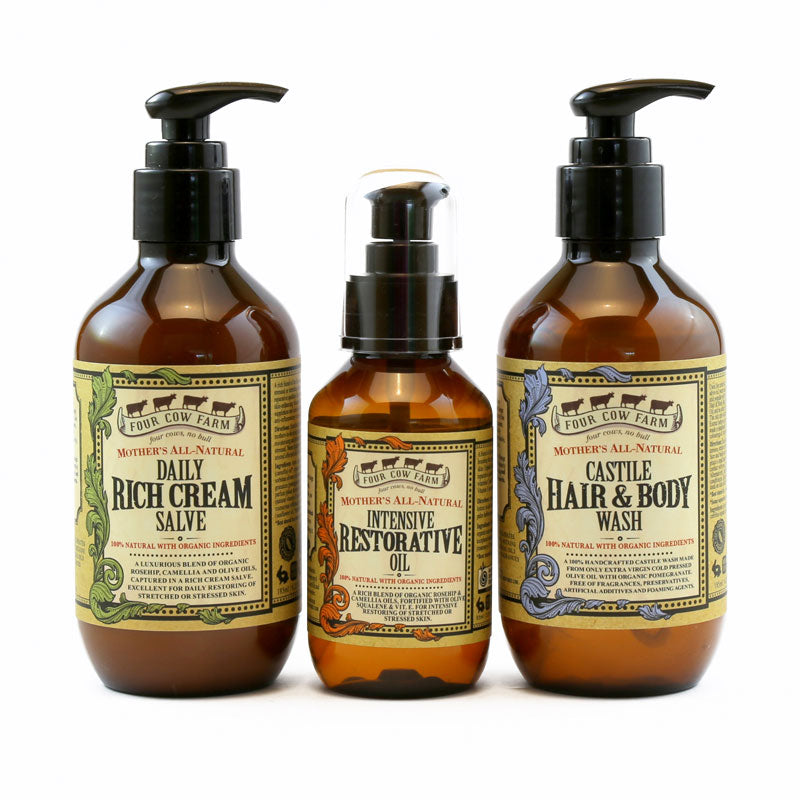 Mother's All-Natural Gift Set