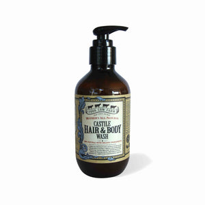 Mother's All-Natural Castile Hair & Body Wash 185ml (Redemption)