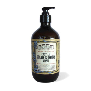 Mother's All-Natural Castile Hair & Body Wash 485ml / 16.39 fl.oz (Expiry: Aug 2018)