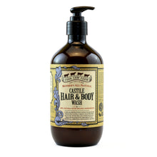 Load image into Gallery viewer, Mother's All-Natural Castile Hair & Body Wash