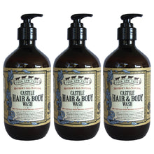 Mother's All-Natural Castile Hair & Body Wash