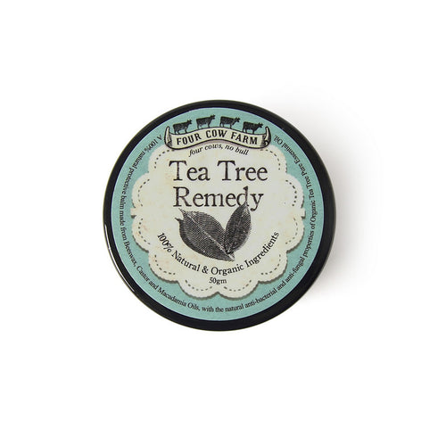 Tea Tree Remedy 50gm