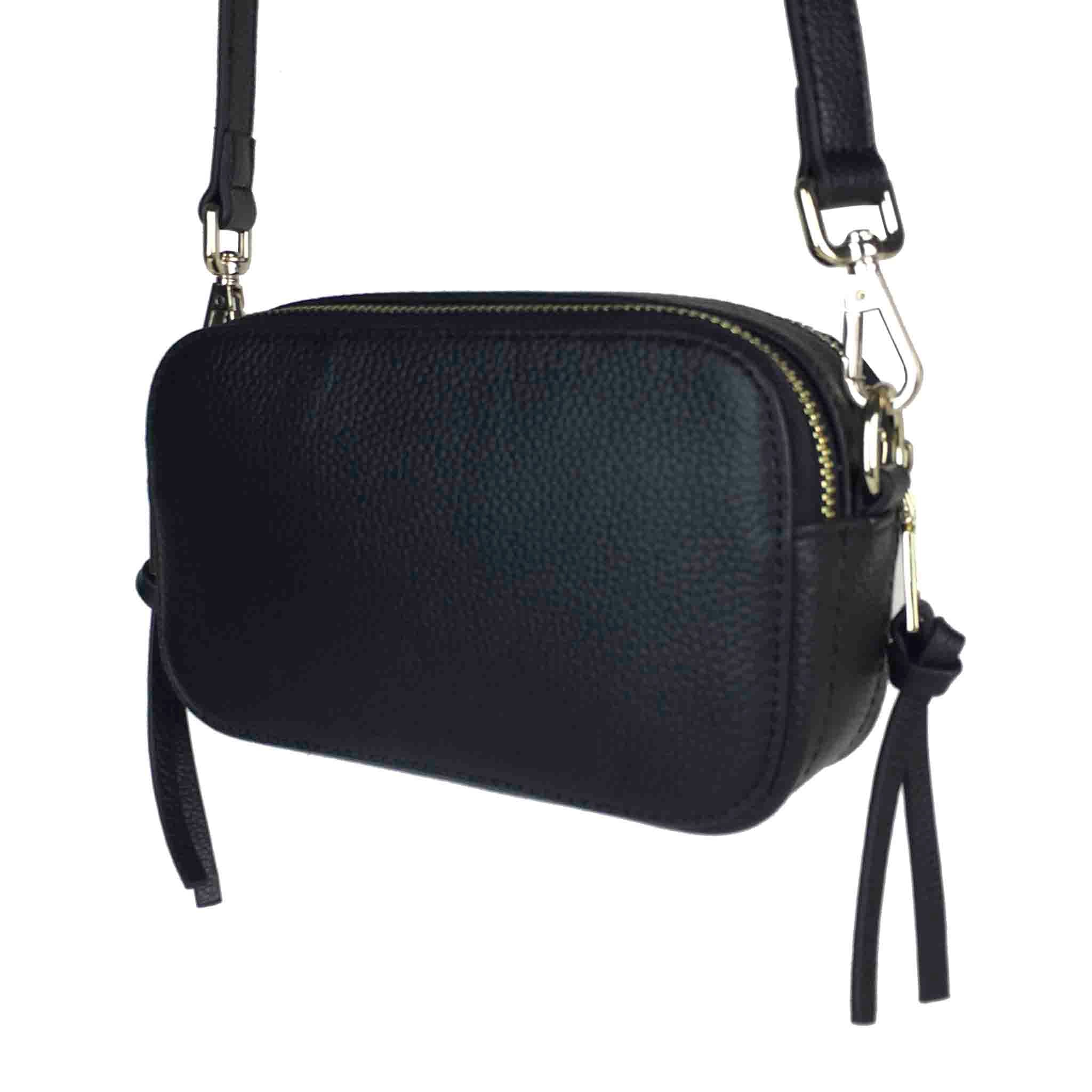 WOMEN'S SMALL BOXY CROSSBODY LAIB BAG
