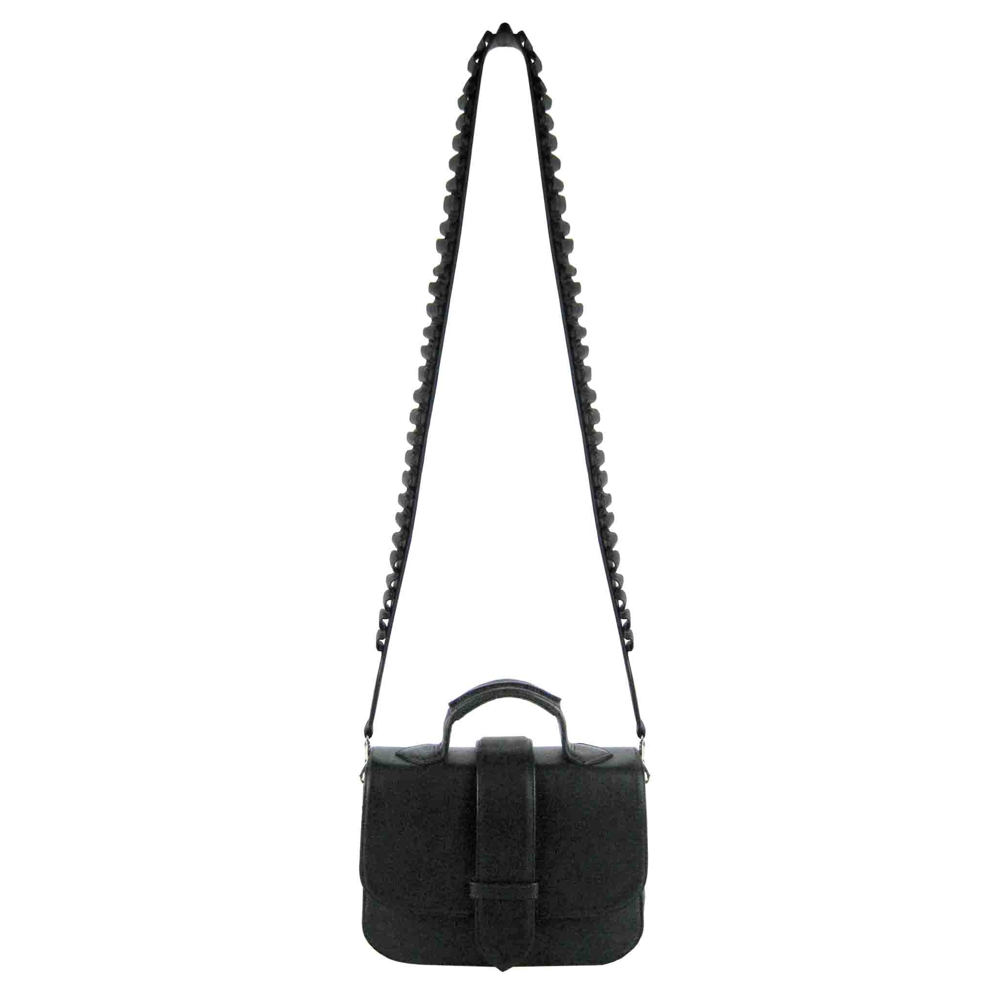 WOMEN'S SINGLE FLAP CROSSBODY SCHULRANZEN BAG