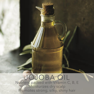 The Super Ingredient: Jojoba Oil 🌰