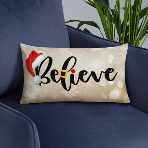 Image of Believe Pillow