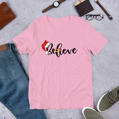 Image of Believe Short-Sleeve T-Shirt