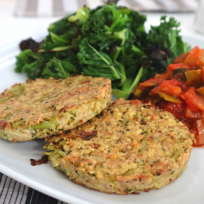 Tuna & Broccoli Fishcakes
