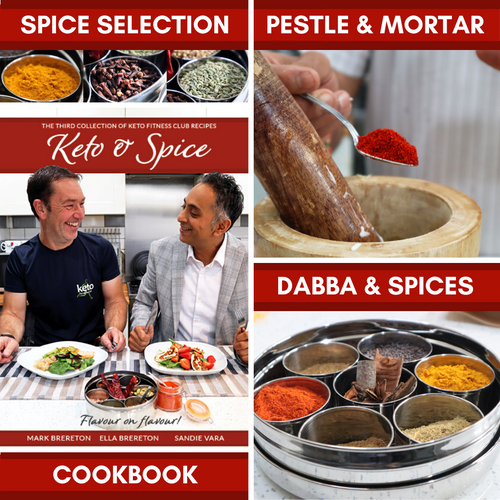 Spice Up Your Life: The Ultimate Keto & Spice Bundle