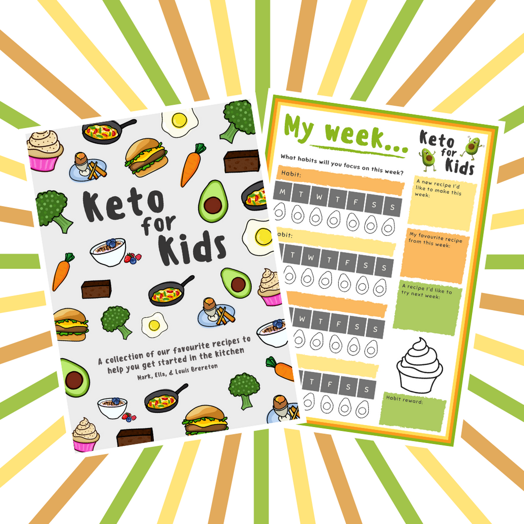 Keto For Kids Duo