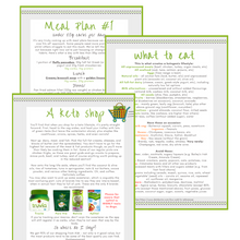 Load image into Gallery viewer, The MMM! Journal: Meal Plans, Mindset, & Motivation