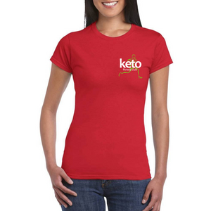 Womens Branded Soft-Style T-Shirt