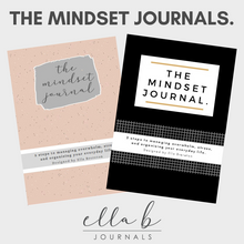 Load image into Gallery viewer, The Mindset Journal (PRE-ORDER)
