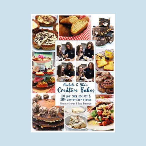 Michele & Ella's Creative Bakes Cookbook