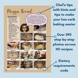 eBook: Michele & Ella's Creative Bakes Cookbook