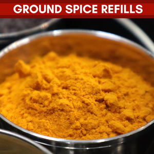 Individual Ground Spice Refills