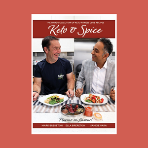 Keto & Spice Cookbook
