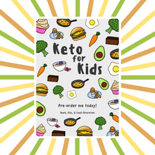 Load image into Gallery viewer, Keto For Kids Duo