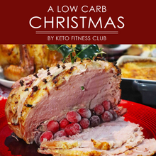 Load image into Gallery viewer, eBook: A Low Carb Christmas