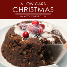 Load image into Gallery viewer, A Low Carb Christmas: Mini Cookbook