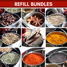 Load image into Gallery viewer, Nice & Spiced: Spice Refill Bundles