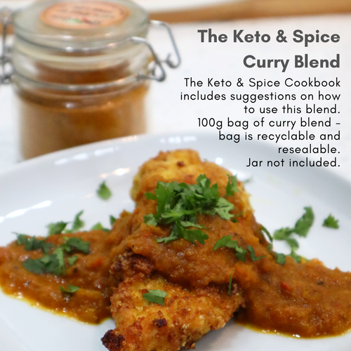 The Keto & Spice Curry Blend (100g)