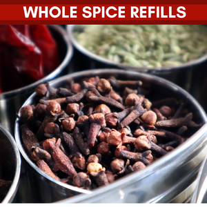 Individual Whole Spice Refills
