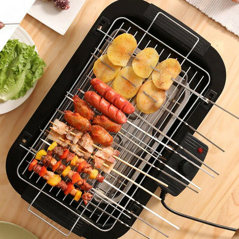 Electric Portable Tabletop Grill