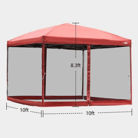 house room tent