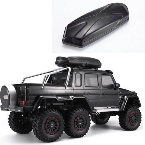 Crawler Roof Trunk Carrier Luggage Storage Box for Traxxas