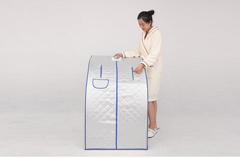 portable steam sauna