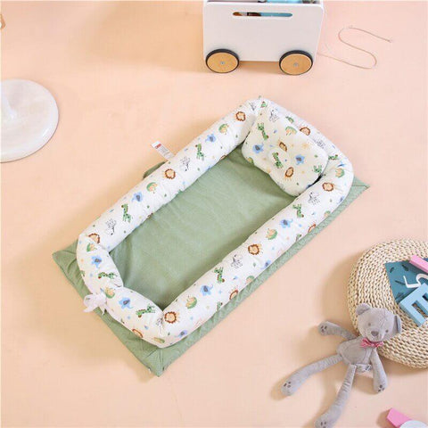 Cozy Portable Washable Baby Nest Bed
