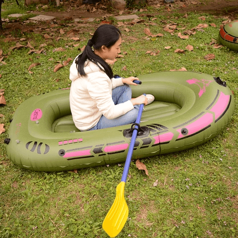 Heavy Duty Inflatable Rigid Boat Blow Up Raft