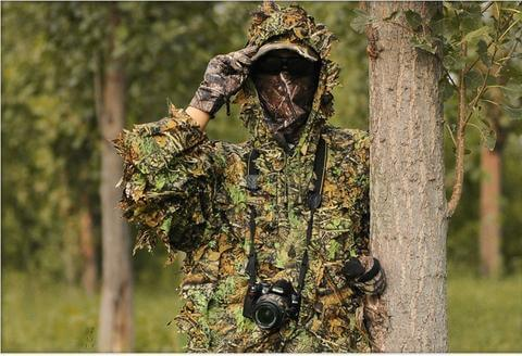Ghillie Camouflage Camo Suit