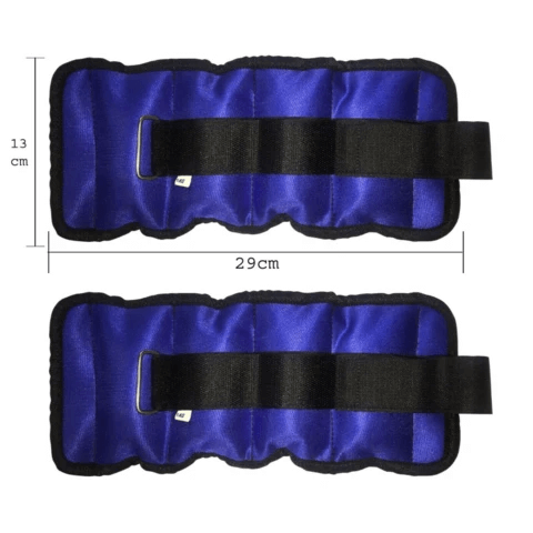 Premium Adjustable Workout Exercise Ankle Leg Weights