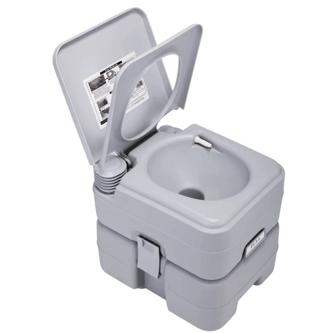Portable Outdoor Camping Potty Toilet 20L