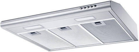 Premium Stainless Steel Stove Vent Hood with 200 CFM